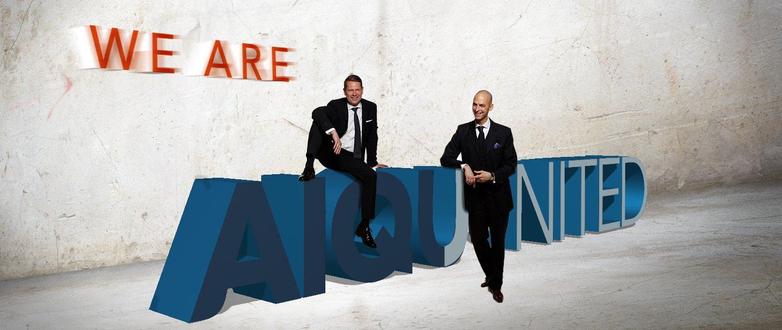 Harald Strelen und Peter Kleingarn